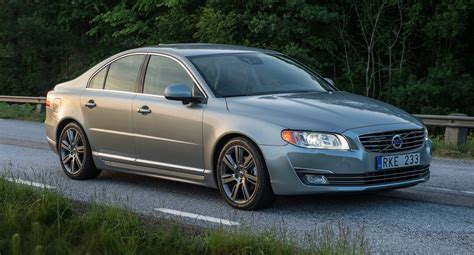 Volvo S80 Replacing S90 Next Up After New XC90: Report