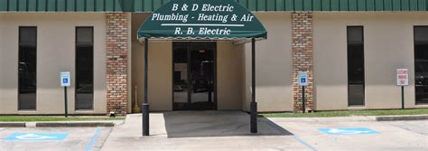 about b d electric baton and mandeville la