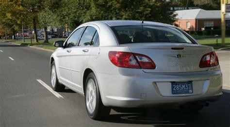 2006 chrysler sebring review chrysler sebring 2 0 crd 2006 review car magazine