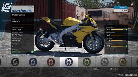 Playstation 1 Motorrad Spiele by Das Motorrad Rennspiel Ride Kommt Bald Auf Ps4 Der