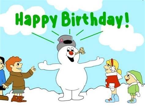 Frosty The Snowman Happy Birthday Meme - happy birthday meme hilarious funny happy bday images