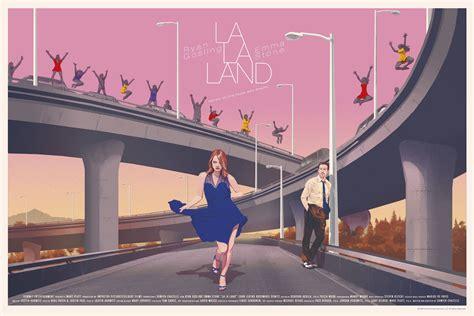 la la land fans cool stuff three stunning la la land prints are for the