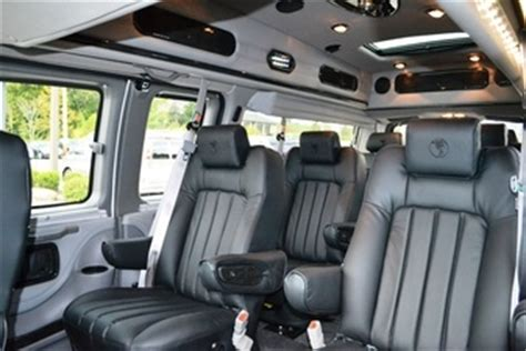 passenger conversion van    win  lottery