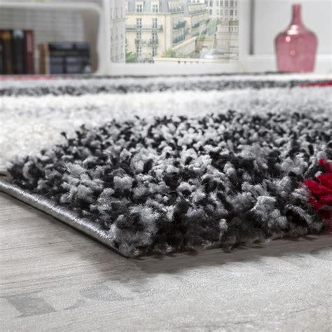 teppiche weich shaggy teppich hochflor langflor weich geometrisch
