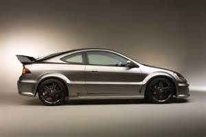 acura rsx concept r five axis