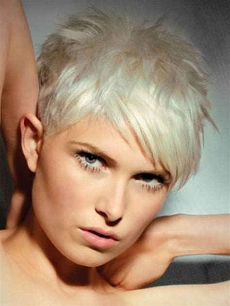 short white hair 25 short hair color trends 2012 2013 short hairstyles
