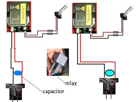 how do hid capacitors work how to install hid lights on capacitors breeds picture