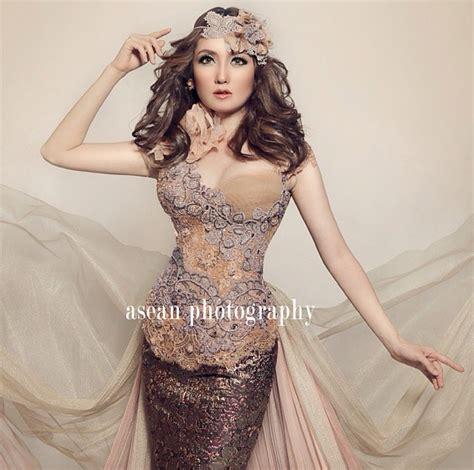Kebaya Pendek Am 72 model kebaya cantik untuk pengantin 2017 denpasar bali