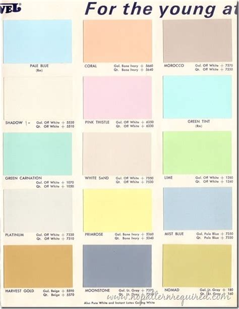 pastel paint colors pin by patricia mcnamara on homes ranch retro pinterest