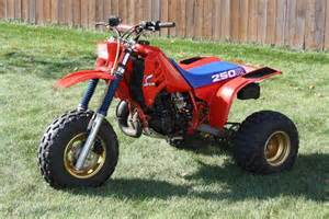 Honda Atc 250r For Sale Dirtwheels Honda Trx250r Test