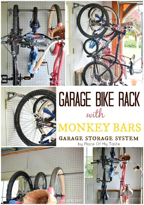 organize bikes in garage garage organized wow what a project glad it s done