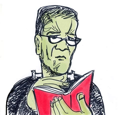 literature a review of readings on frankenstein review disorders of magnitude by jason v brock comics