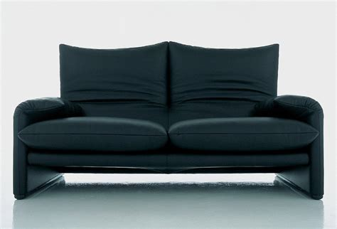 magistretti lade sofaprogramm maralunga cassina