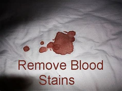 Clean Blood Stain On Mattress by How To Get Rid Of Blood Stains On Bed Mattress