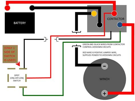 superwinch lt2000 wiring diagram ingersoll rand wiring