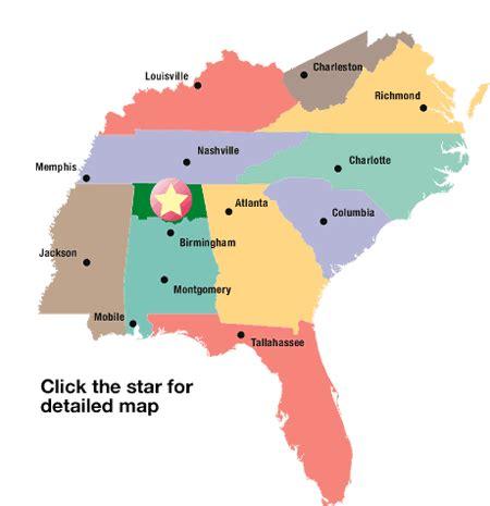 usa map southeastern states printable southeastern united states map 9jasports