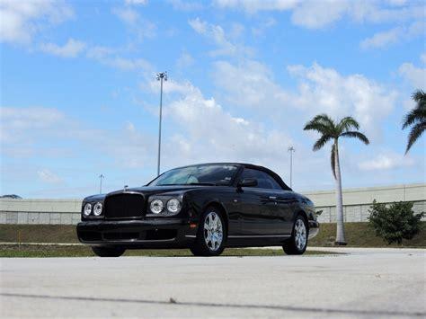 free car manuals to download 2007 bentley azure regenerative braking 2007 bentley azure hollywood wheels auction shows