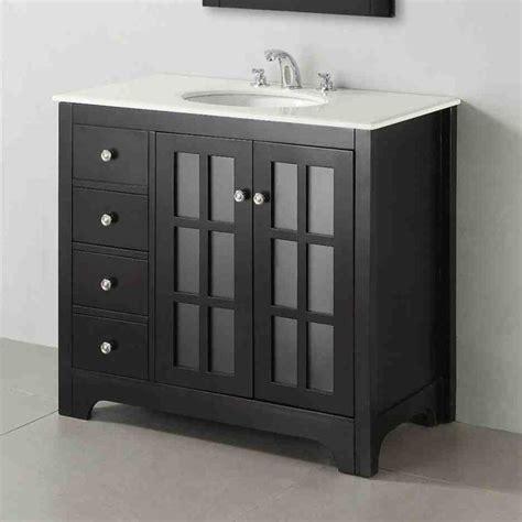 black bathroom floor cabinet 1000 ideas about black bathroom floor on pinterest