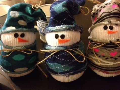 best sock snowman sock snowmen