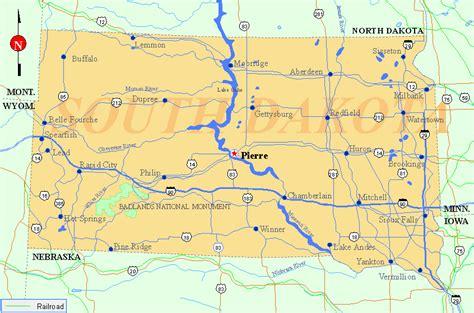 dakota on us map map usa dakota 28 images maps of dakota infos sur