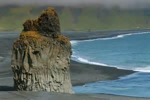 Volcanic Beach by Black Volcanic Beach In The V 237 K Iceland