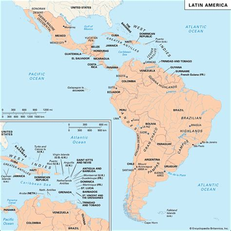 map of latin america latin america is made up of mexico latin america location kids encyclopedia children s