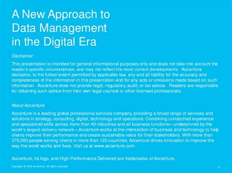 verism a service management approach for the digital age books financial services new approach to data management in