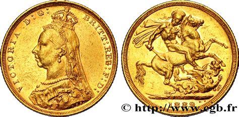 H Mes 1889 australie 1 souverain buste du jubil 233 1889