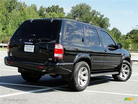 nissan pathfinder platinum black 2004 black nissan pathfinder le platinum 70570146