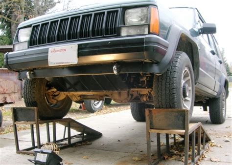Jeep Xj Tow Hooks Tow Hook Installation Jeep Forum