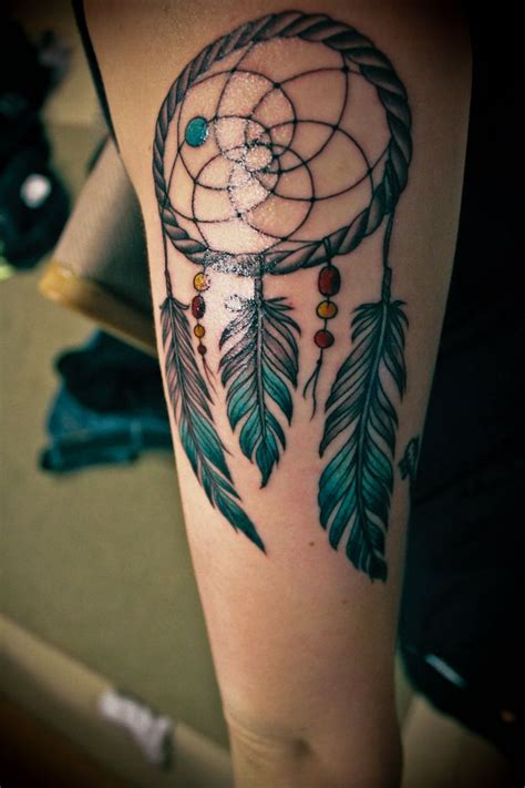 tattoo dream meaning 35 awesome dreamcatcher tattoos and meanings