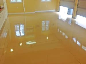 Garage Floor Paint Yellow Garage Floors Witcraft Decorative Concrete Coatings