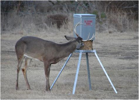 Deer Protein Block Feeders a e outfitters all your needs for the season of a lifetime