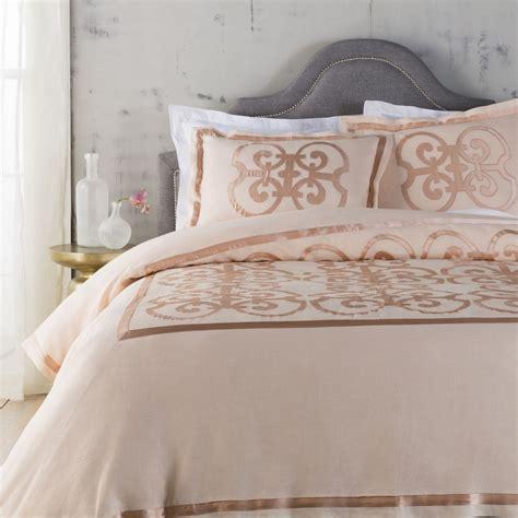 pastel bedding versaille pastel pink by surya beddingsuperstore com