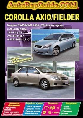 chilton car manuals free download 2005 toyota corolla lane departure warning toyota corolla axio corolla fielder 2006 2012 repair manual autorepguide com