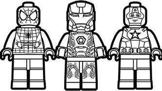 lego man coloring pages anfuk