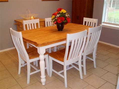 White Table And Chairs white table chairs southern hospitality