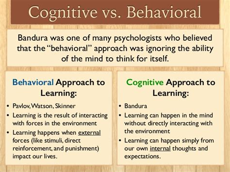 Behavior Modification Bandura by Observational Learning Part2