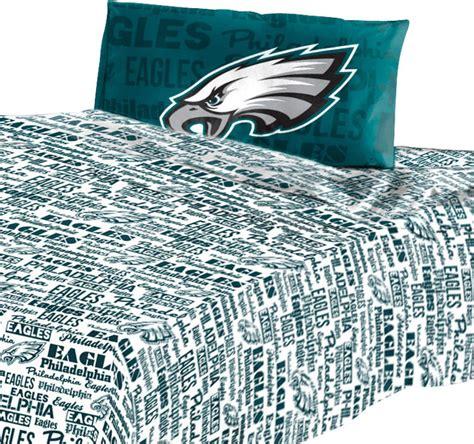 philadelphia eagles bedding philadelphia eagles twin sheet set anthem bed sheets