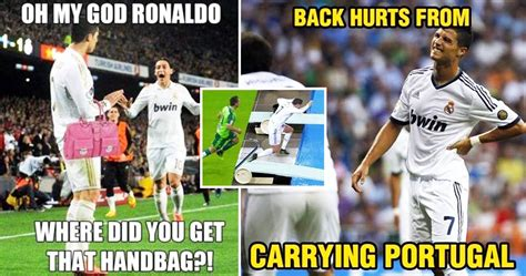Ronaldo Memes - top 15 cristiano ronaldo memes that are savage af