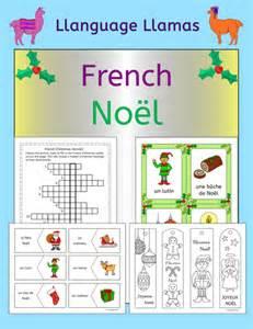 ks2 french orenglish christmas bingo and worksheet by