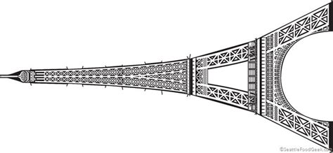 eiffel tower model template best photos of template of eiffel tower eiffel tower