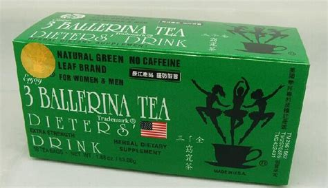 Tea Bangle Fleecy Slimming Tea 5box 3 ballerina tea remove tea slim tea weight