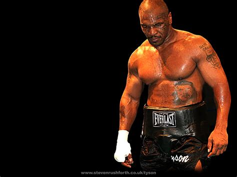 Mike Tyson To Be A by Mike Tyson Wallpapers
