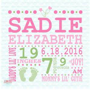 newborn announcement template 17 best ideas about birth announcement template on