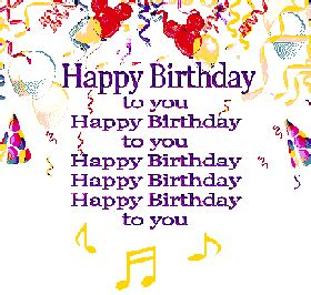 Singing Birthday Cards Ecards Happy Birthday Son Clipart Clipart Suggest