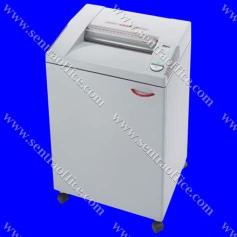 Mesin Penghancur Kertas Intimus jual mesin penghancur kertas paper shredder ideal 3804 murah sentra office