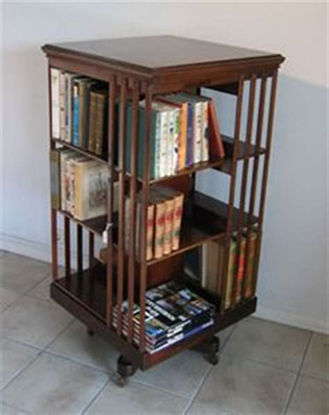 carousel revolving bookcase levenger products i
