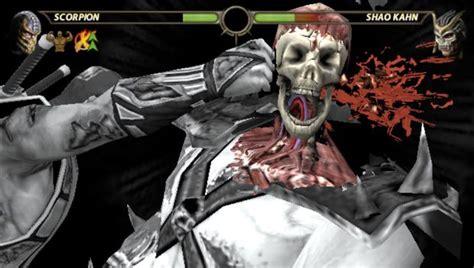 Psvita Mortal Kombat By Waroengame review mortal kombat vita