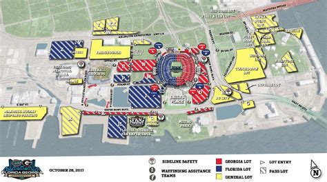 parking map florida what you need to wjct news